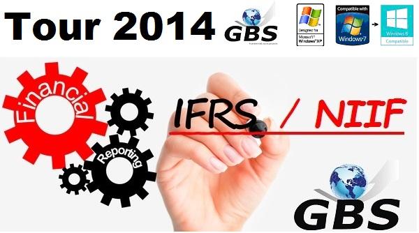 Curso Oficial de GBS 2014 con Normas NIIF