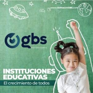 Software Contable Colegios - Software GBS